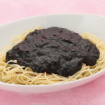Black Curry Pasta