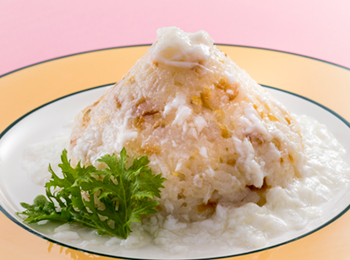 Mt.Fuji Fried Rice